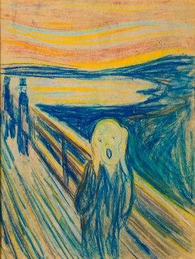 Edvard Munch - de Schreeuw