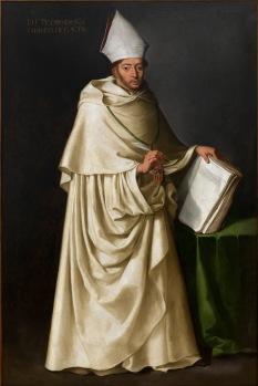 Broeder Pedro van Oña - Francisco de Zurbarán