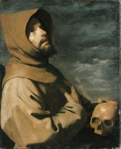 Franciscus - Francisco de Zurbaran