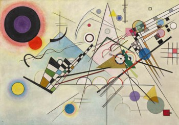 Vasily Kandinsky - Compositie VIII
