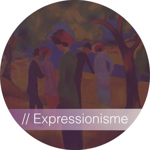 Kunstgeschiedenis: Expressionisme