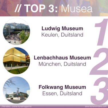 Expressionisme - Top 3 Musea