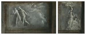 El Greco - de Tempelreiniging detail)