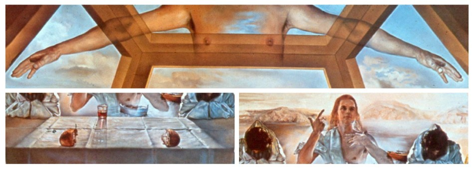 Salvador Dali - het Laatste Avondmaal
