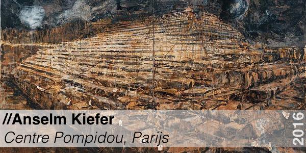 Anselm Kiefer - Centre Pompidou