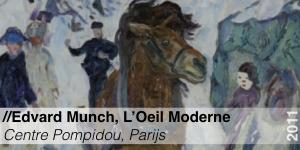 Tentoonstelling Edvard Munch