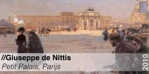 Tentoonstelling Giuseppe de Nittis