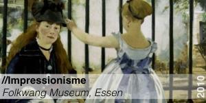 Tentoonstelling Impressionisme Parijs