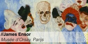 Tentoonstelling James Ensor