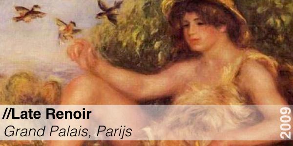 Tentoonstelling Pierre Auguste Renoir