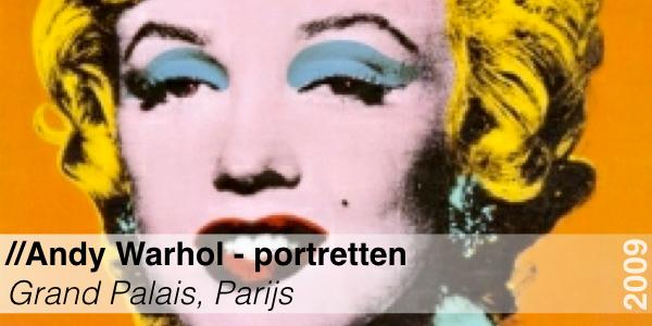 Tentoonstelling Warhol