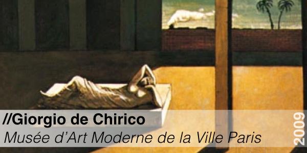 Tentoonstelling Giorgio de Chirico