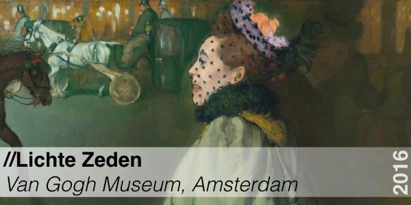 Prostituees Parijs - Van Gogh Museum