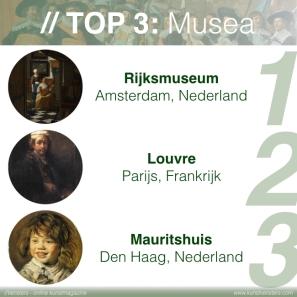 Kunstgeschiedenis Top3.012