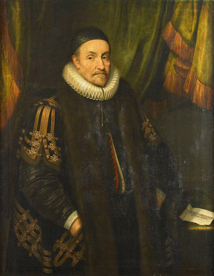 Willem van Oranje - Michiel van Mierevlt