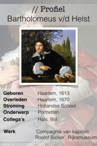 Profiel van de Gouden Eeuw - Bartholomeus van der Helst