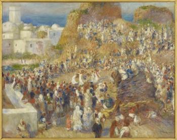 Pierre Auguste Renoir - Arabisch Festival