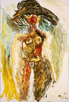 Karel Appel - Machteld