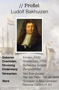 Profiel Ludolf Bakhuizen
