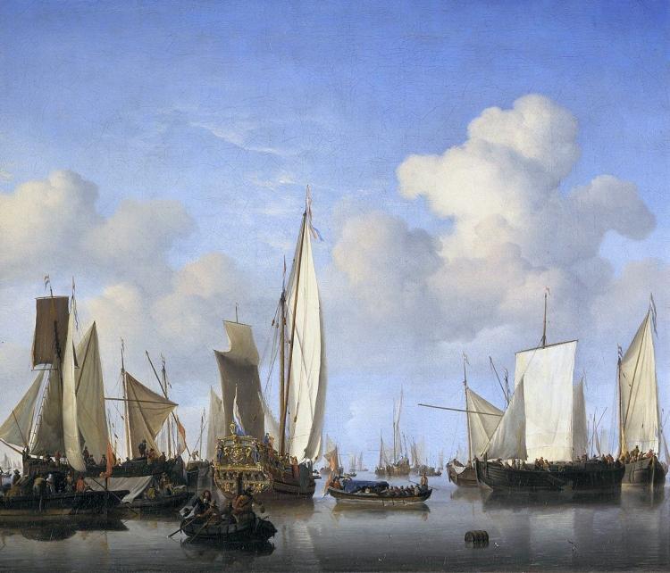 Willem van de Velde de jonge
