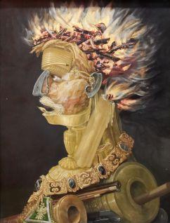 Arcimboldo - Vuur