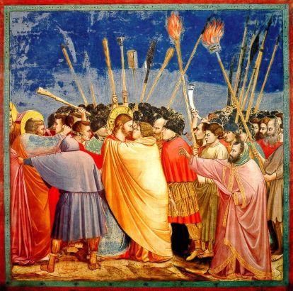 Giotto - de Judaskus