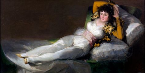 Goya-Maja_gekleed