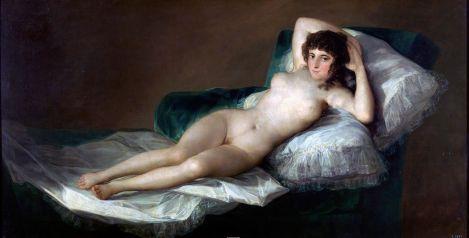 Francisco de Goya - Naakte Maja