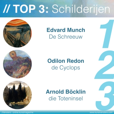Symbolisme - Top3 Kunstwerken