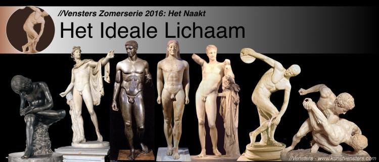 Griekse kunst - Ideale Lichaam