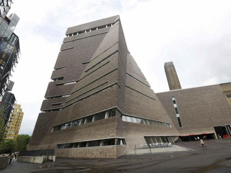 Tate Modern - Nieuwe Switch Gebouw