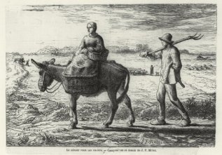 Millet-Going_out_for_work