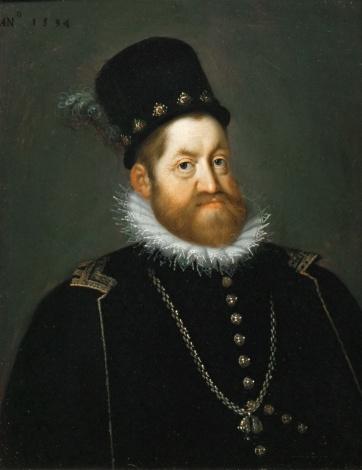 Rudolf II - Joseph Heintz