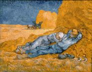 Van_Gogh-Noon_rest_from_work
