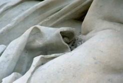 Gianlorenzo Bernini - Detail van Penis