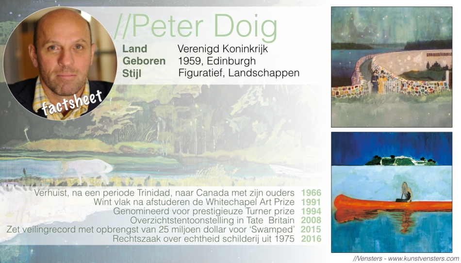 Factsheet Peter Doig