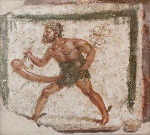 Mercurius Priapus