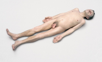 Ron Mueck - Dead Dad
