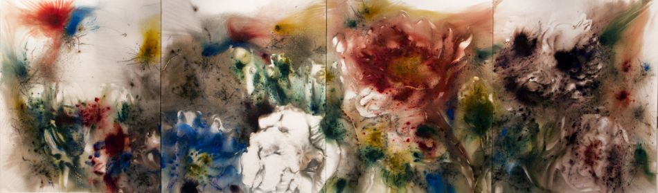 Cai Guo-Qiang - Poppy Hallucination