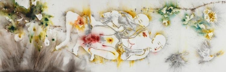 Cai Guo-Qiang - Seasons of Life: Fall
