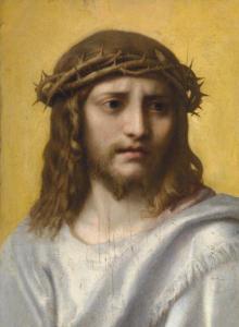 Hoofd van Jezus - Correggio