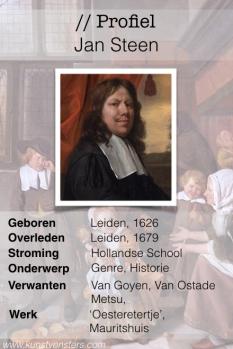 Profiel Jan Steen