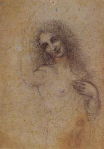 Leonardo da Vinci (?) - Angelo Incarnato