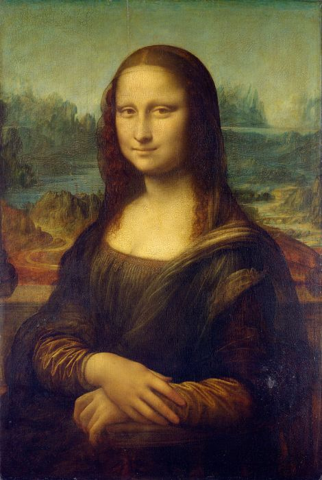Leonardo da Vinci - Mona Lisa