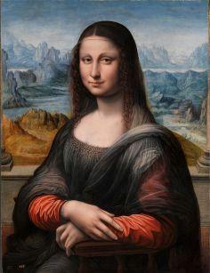 Atelier Leonardo da Vinci - Mona Lisa (Prado versie)