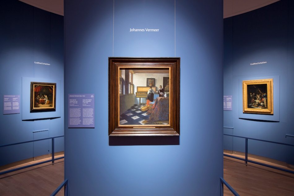 Royal Collection in het Mauritshuis, Den Haag - Fotograaf: Ivo Hoekstra