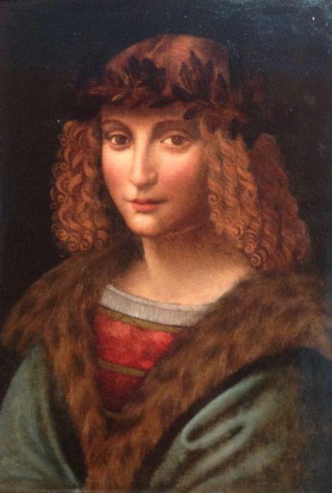 Salai - Zelfportret