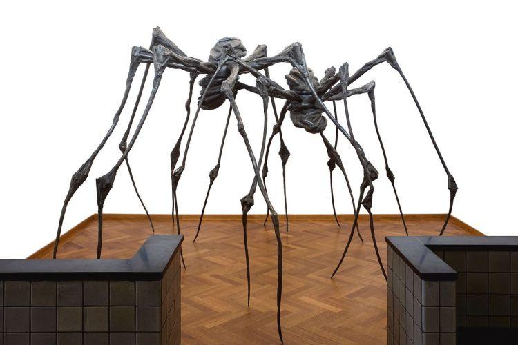 Louise Bourgeois - Spinnen paar