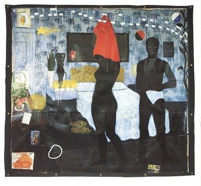 Kerry James Marshall - Could this be love?
