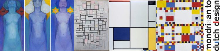 Van Mondriaan to Dutch Design